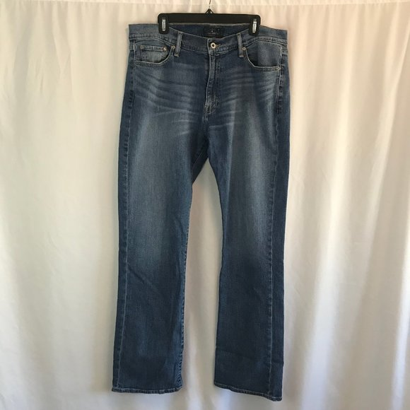 Lucky Brand Light Wash 427 Athletic Boot Jeans